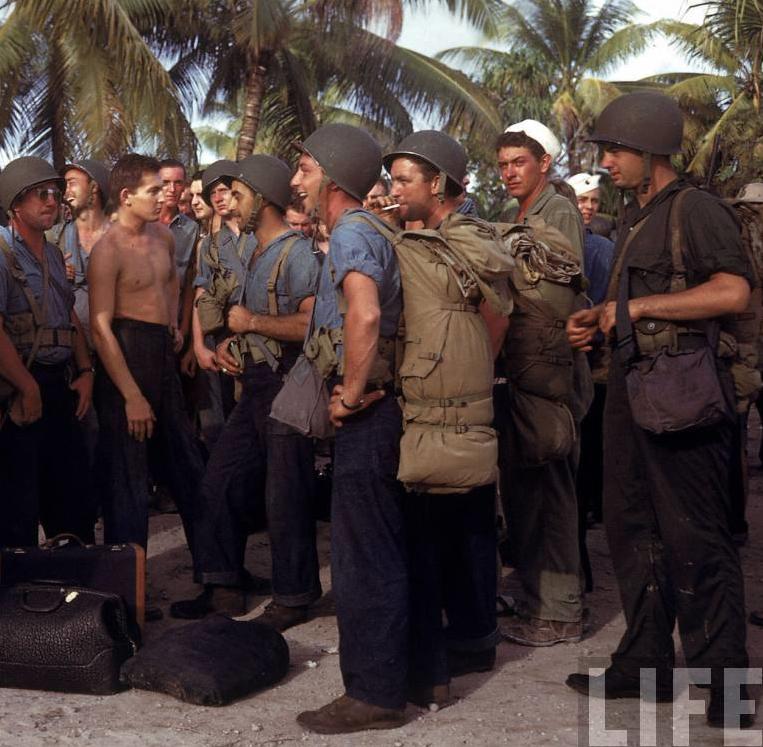 How to Get Started - WWII US Navy Reenactors